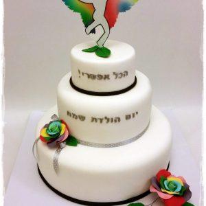 עוגה אלון אולמן