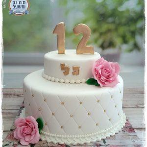 עוגת בת מצווה גל