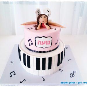 נועה בת מצווה עוגה