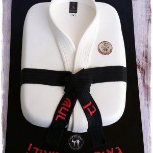 עוגת חגורה שחורה שפי שרון 2