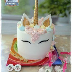 עוגת חד קרן אדל