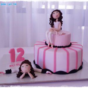 עוגה סנדרה