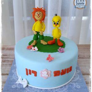 עוגת פומיקי וטוויטי
